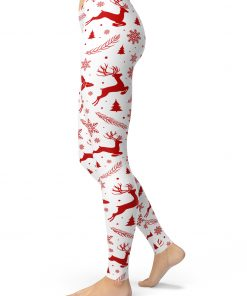 Merry Christmas Leggings