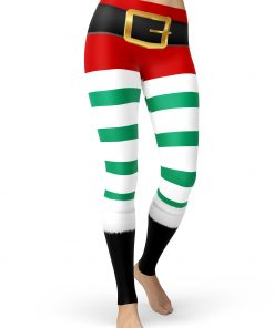 Santa Claus Leggings