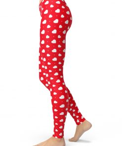Valentines Day Leggings