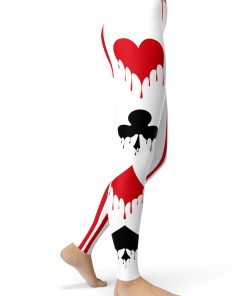 Poker Casino Leggings